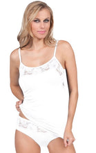 Load image into Gallery viewer, 1246 Lace Insert Camisole