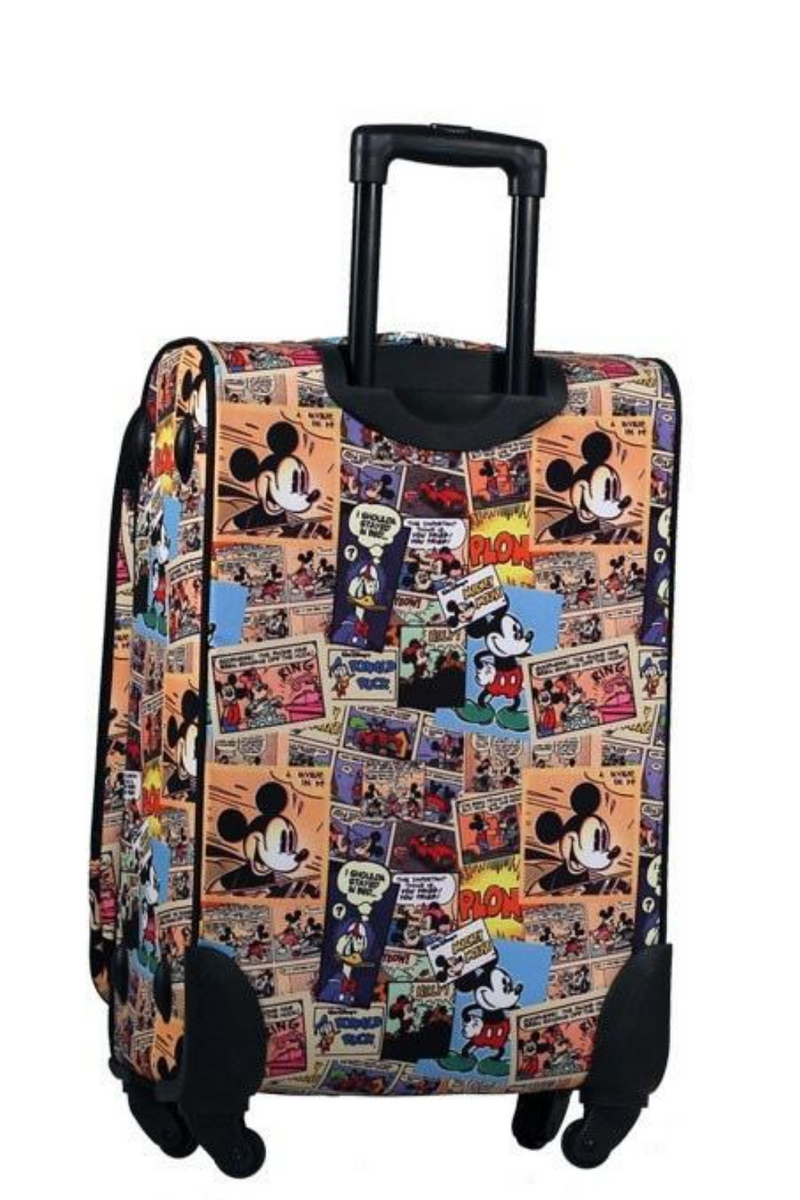 Disney Comic Suitcase 18 Inch