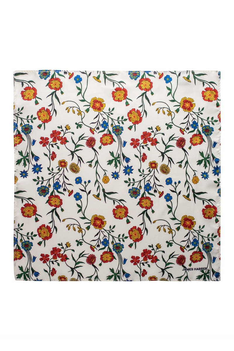 James Harper Botanical Floral Hank
