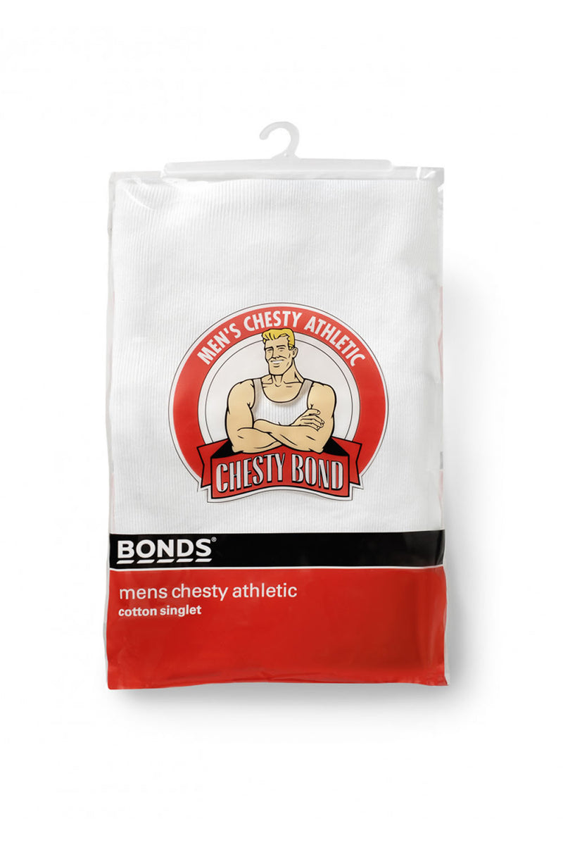 Bonds Chesty Athletic Singlet 1pk