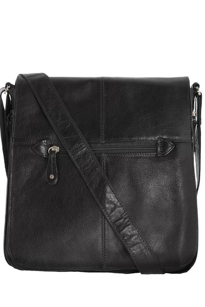 Gabee Mini Alex Leather Satchel