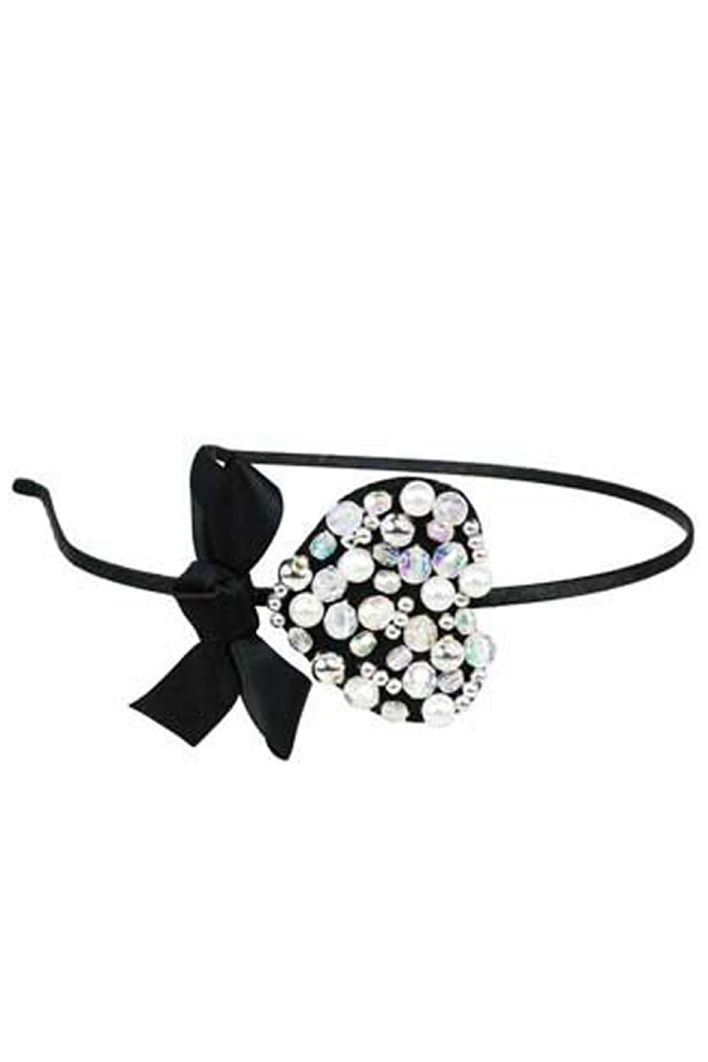 Pink Poppy Glamour Girl Headband