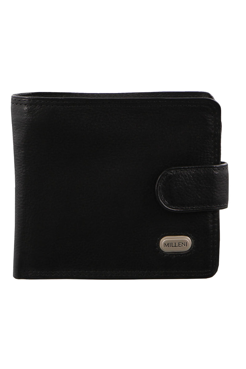 Milleni RFID Leather Wallet