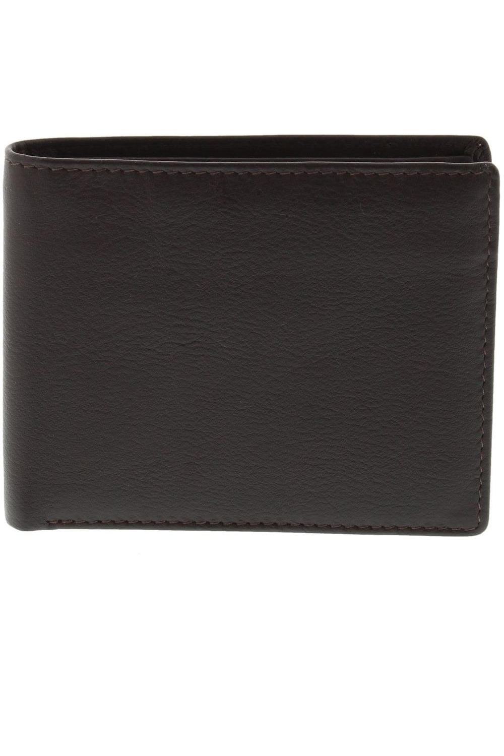 Cobb & Co Dom RFID Bifold Leather Wallet