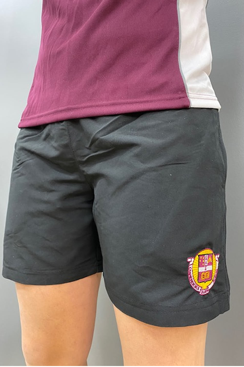 CTSHS Ladies Sport Shorts
