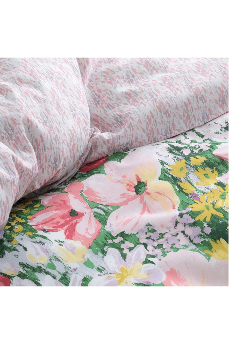 Logan and Mason Liberty Bloom Quilt Cover