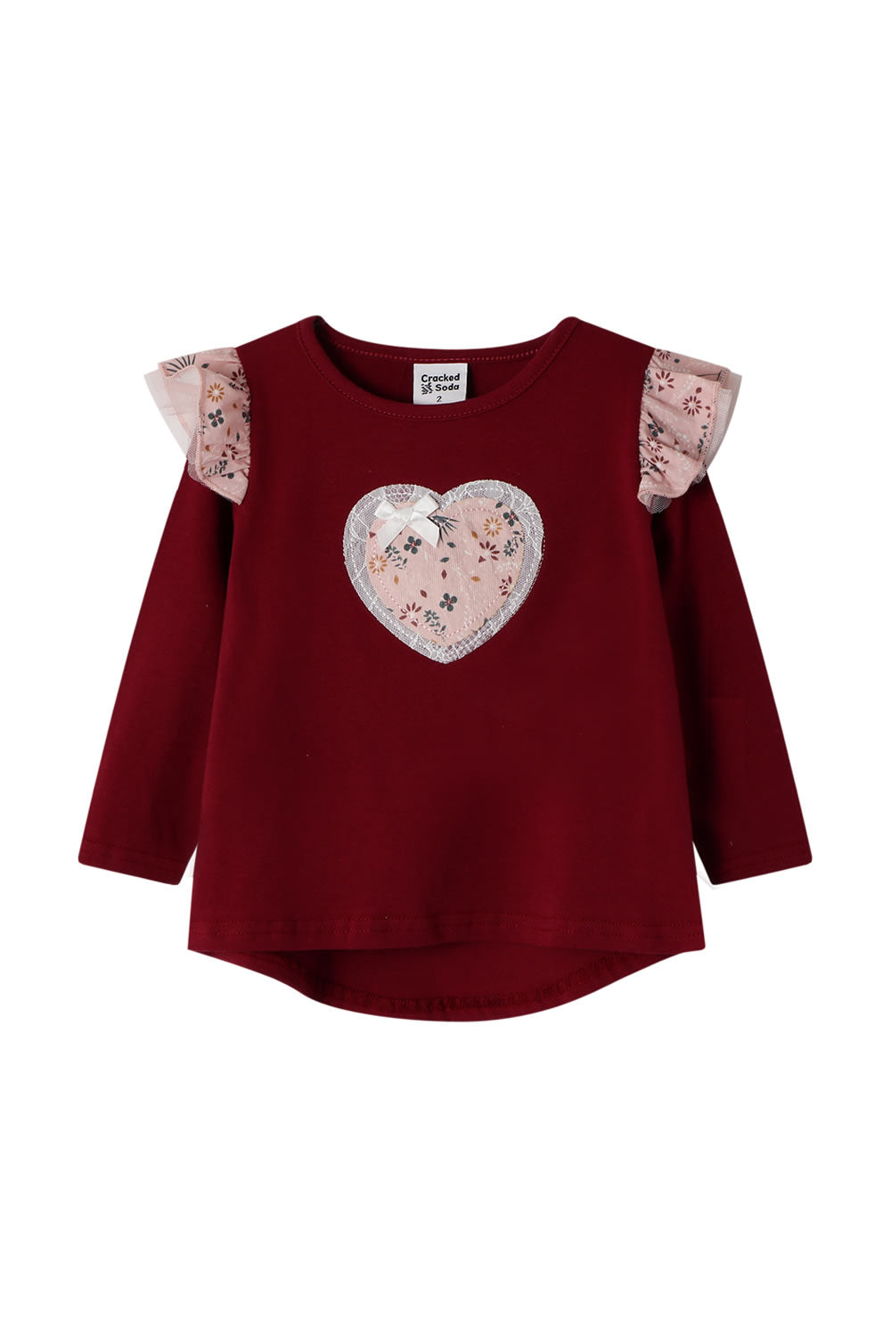 Cracked Soda Lola Heart Top