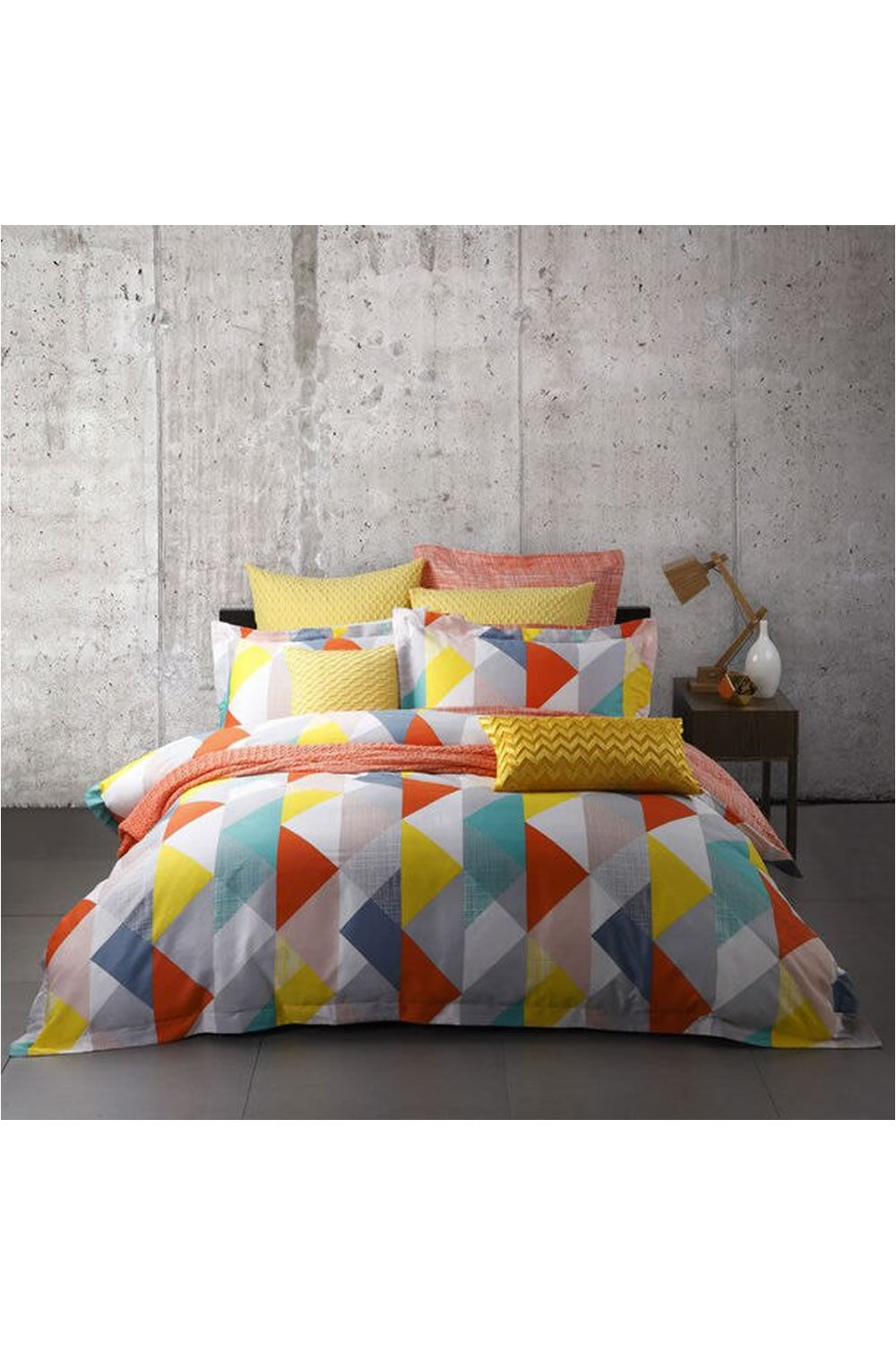 Logan and Mason Lloyd Quilt Cover Set