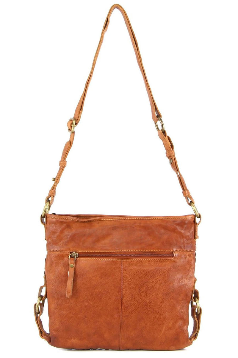 Pierre Cardin Woven Leather Tote