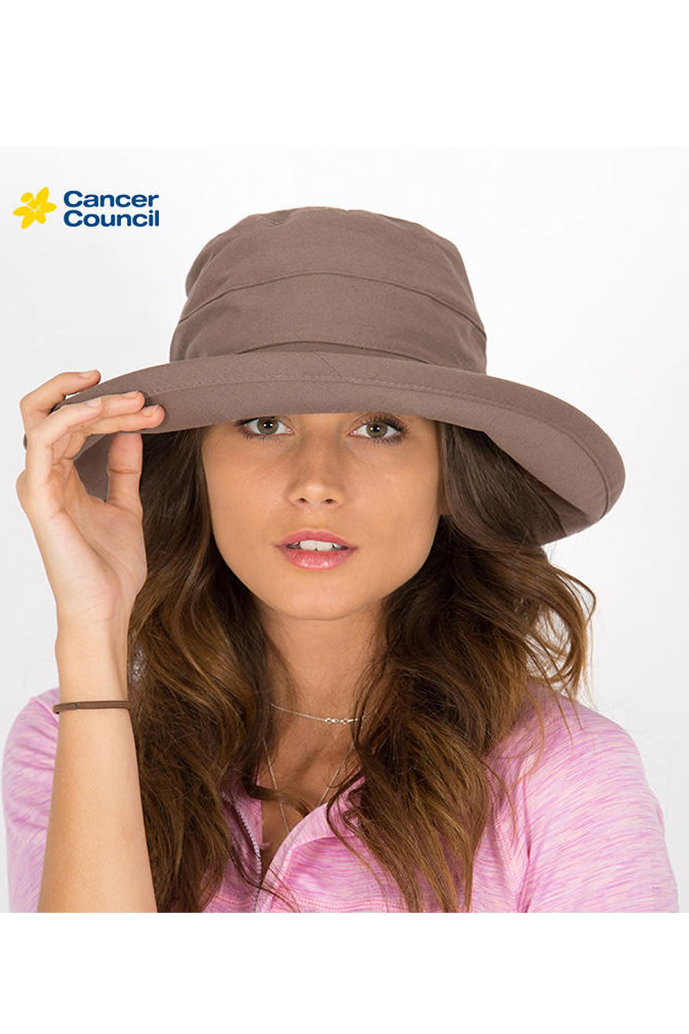 Cancer Council Essential Traveller Hat