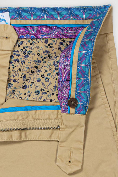James Harper Cotton Shorts