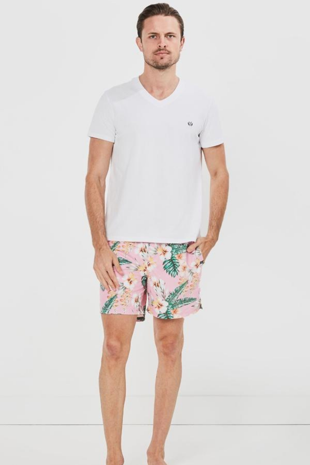 Coast Clothing Hawaiian Sand Board Shorts