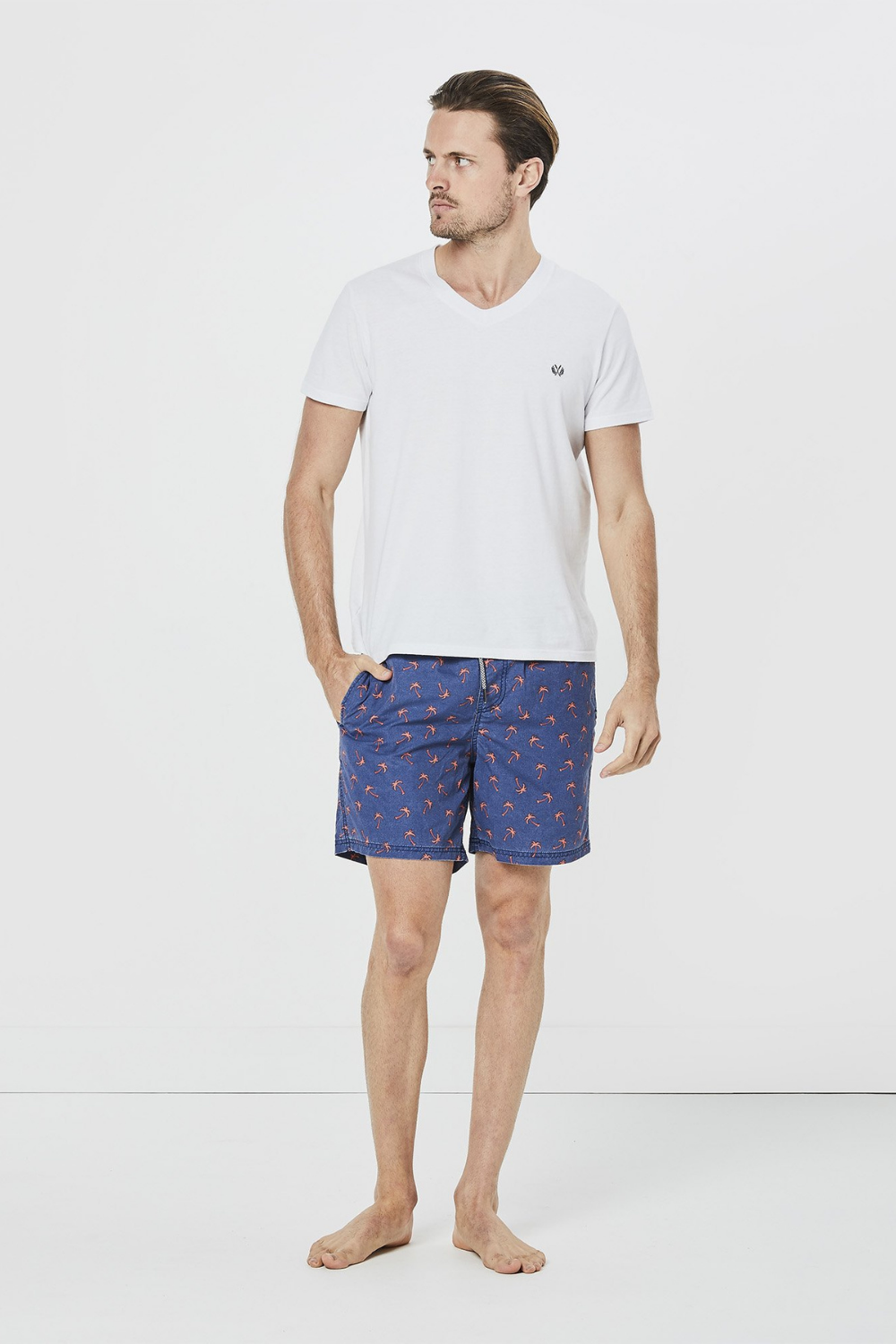 Coast Clothig Small Palms Board Short