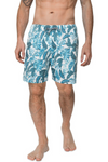 Coast Clothing Tonal Palms Weekender Short