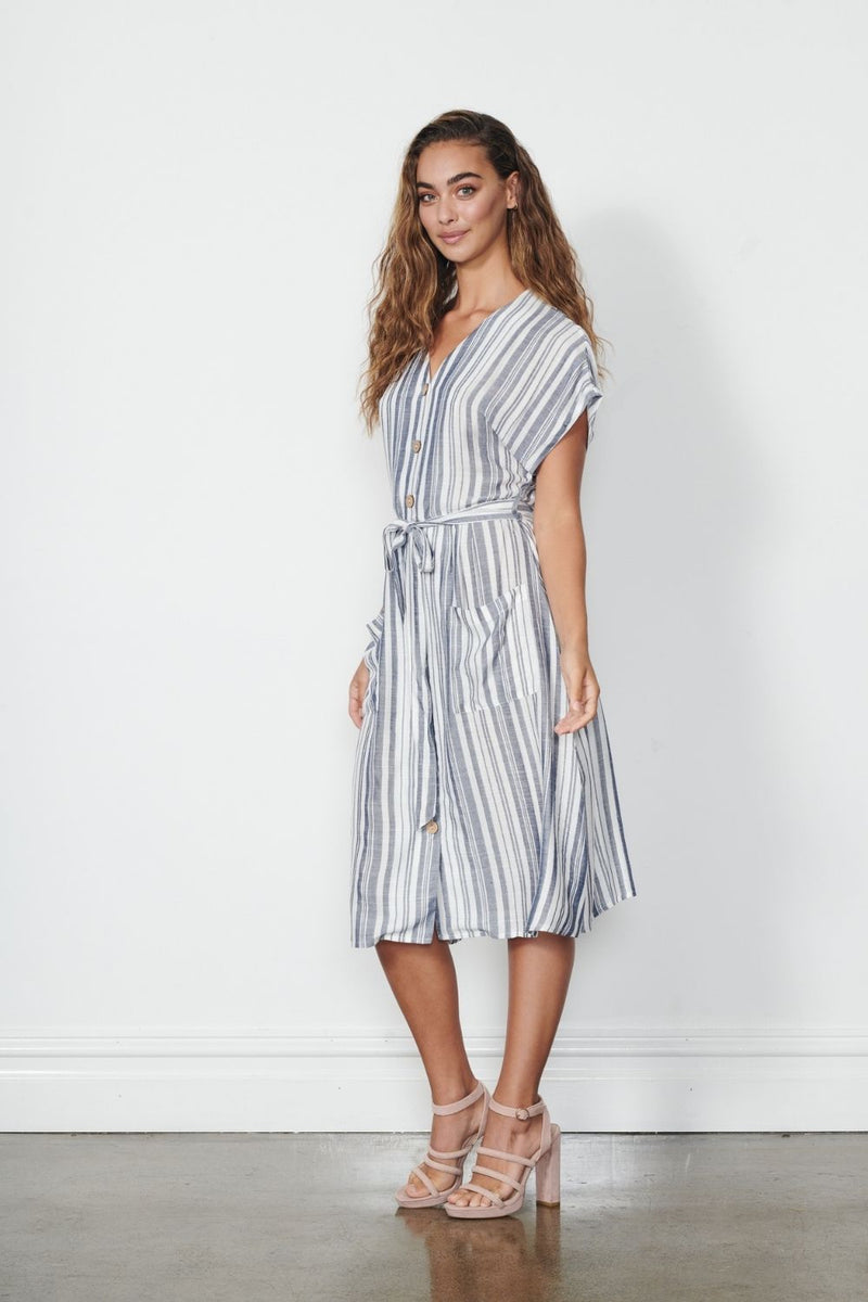Caju Button Down Dress