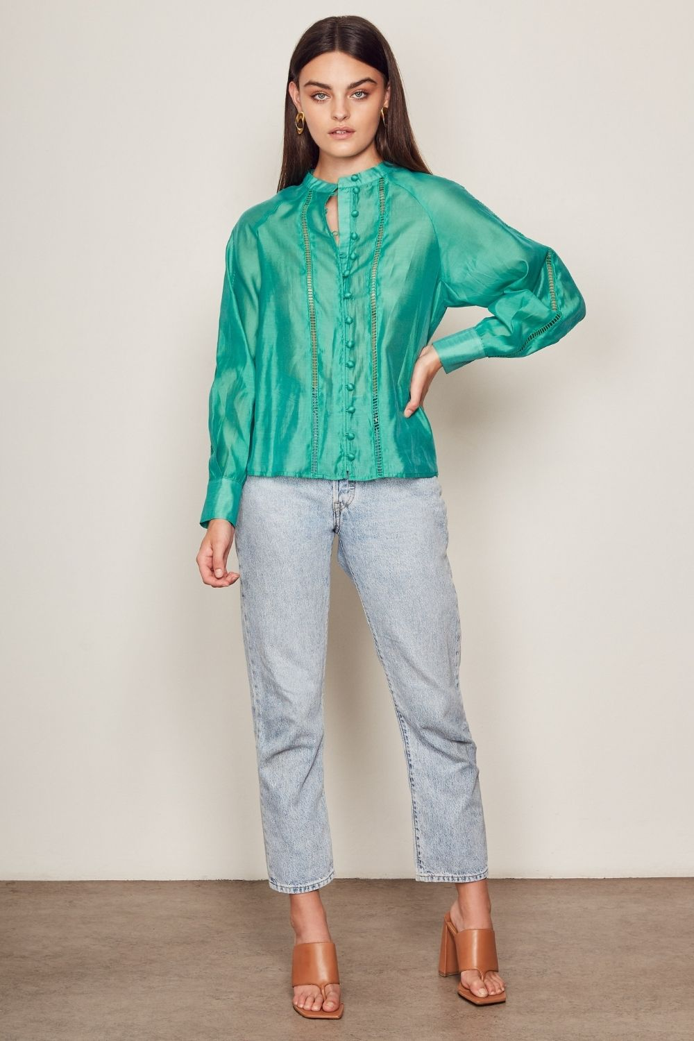 Wish Tilley Blouse