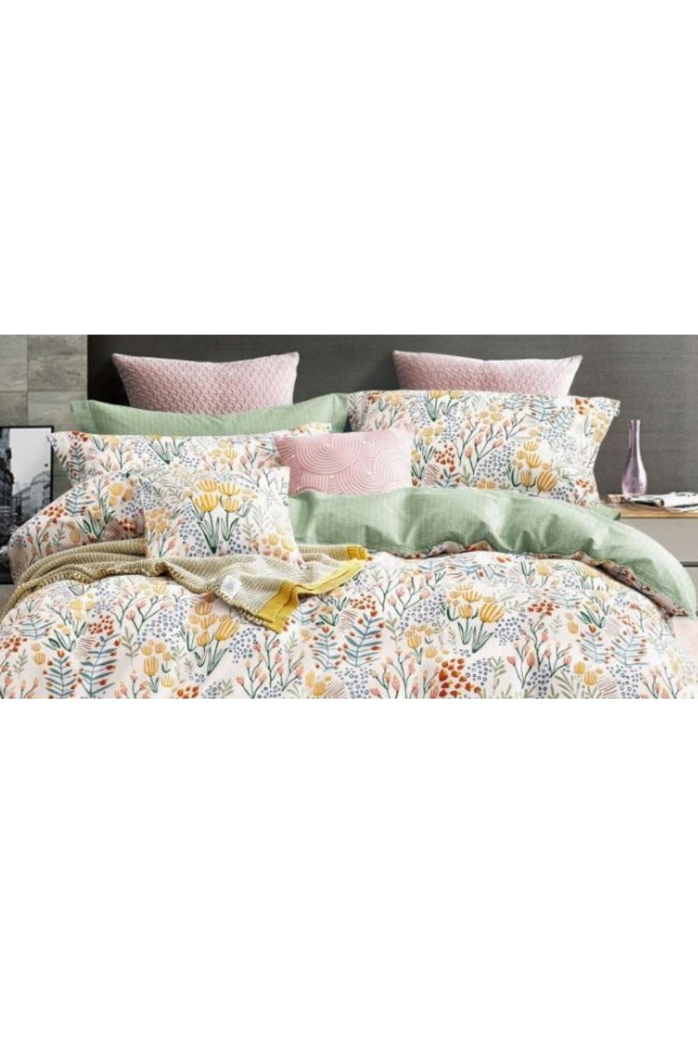 ArdorStella Quilt Cover Set - Single