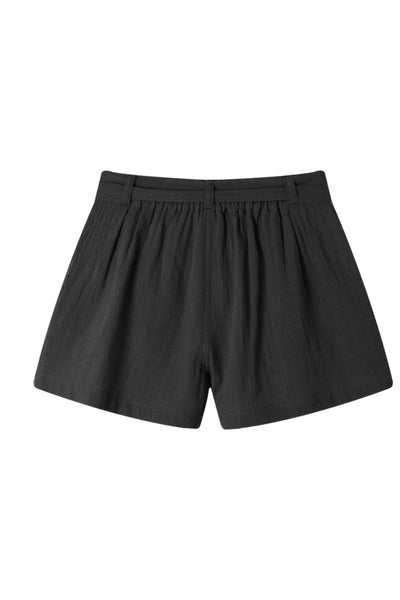 Cracked Soda Carley Linen Shorts