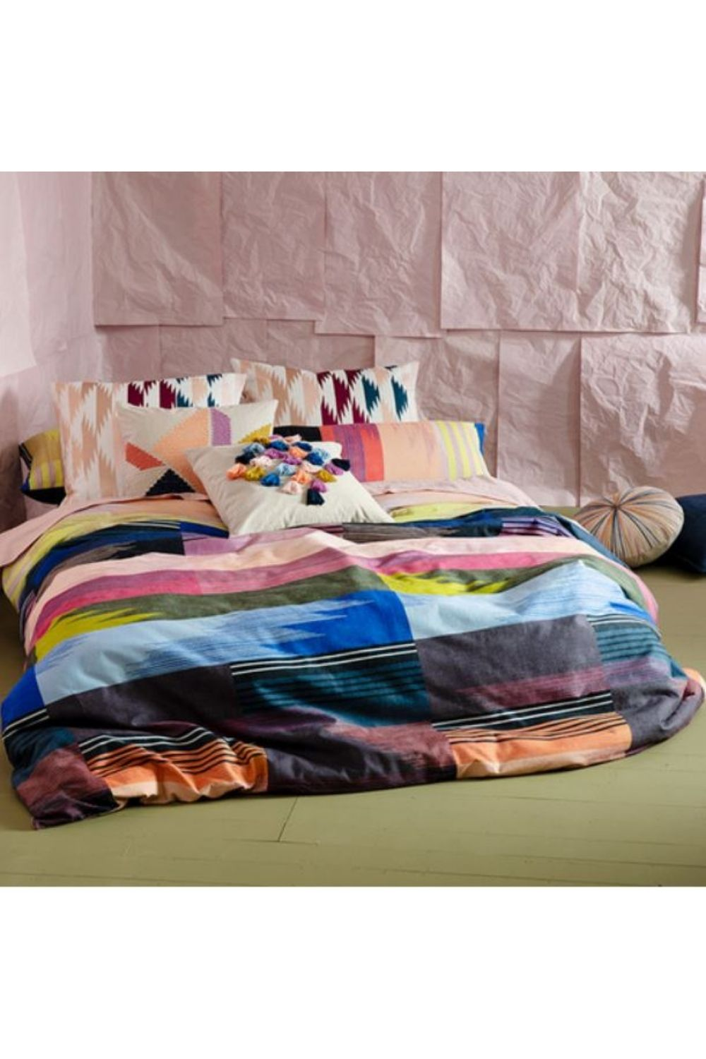 Kas Braddon Quilt Cover Set