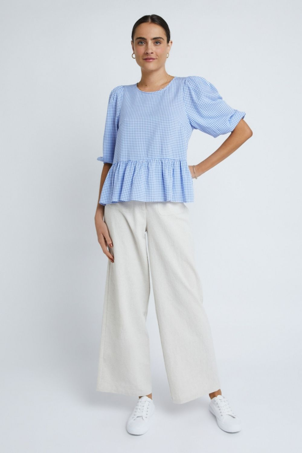 Staple The Label Gabriella Blouse
