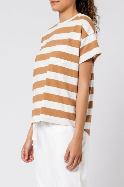 Nude Lucy Parker Stripe Tee