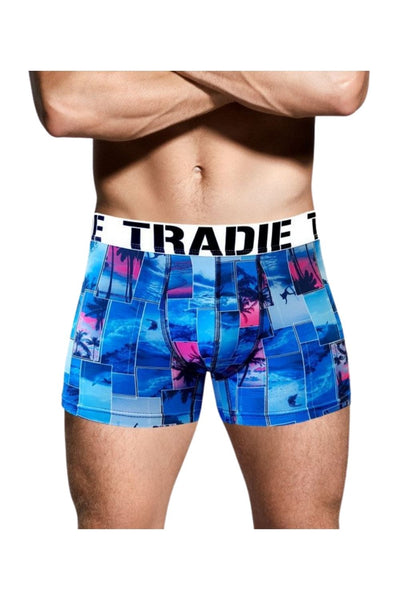Tradie Work N Surf Reg Trunk