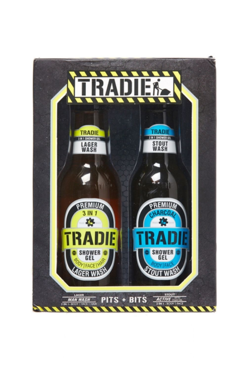 Tradie Beer Bottle 2PK Wash