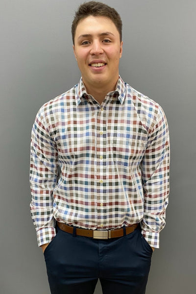 Innsbrook Moding Long Sleeve Shirt