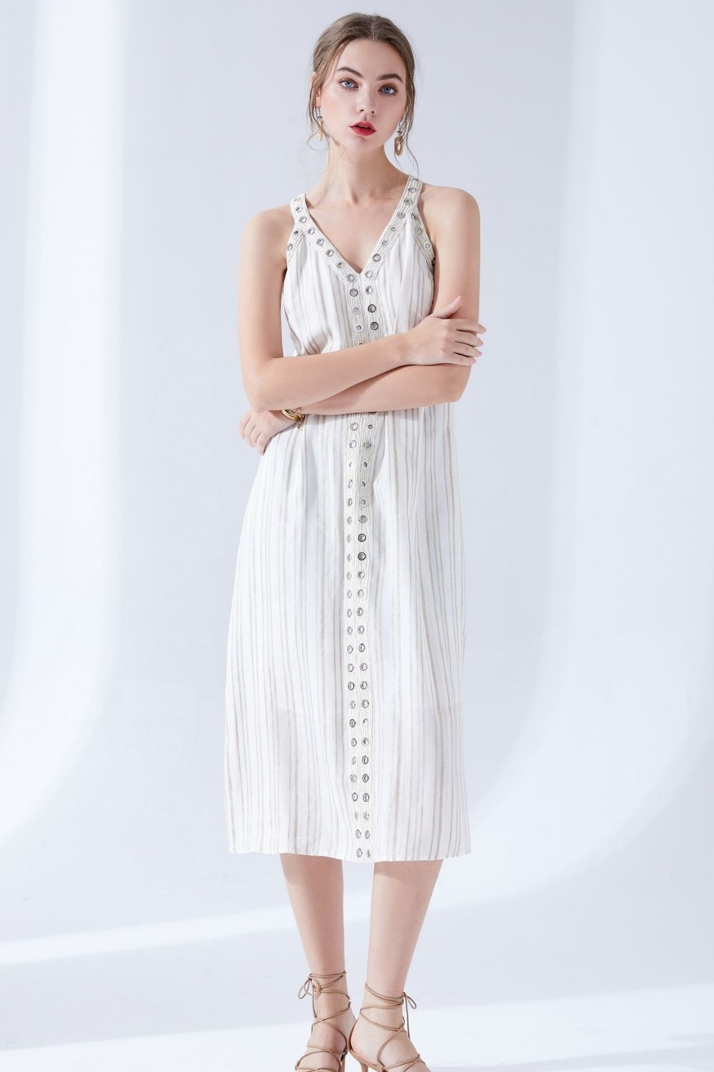 GDS Gaia Sleeveless Dress