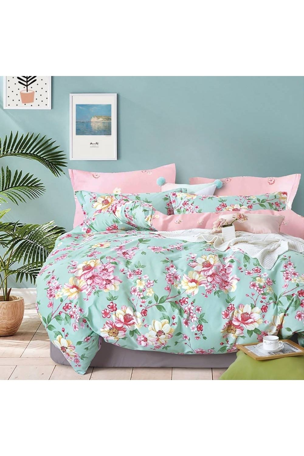 Ardor Missy Quilt Cover Set- Queen