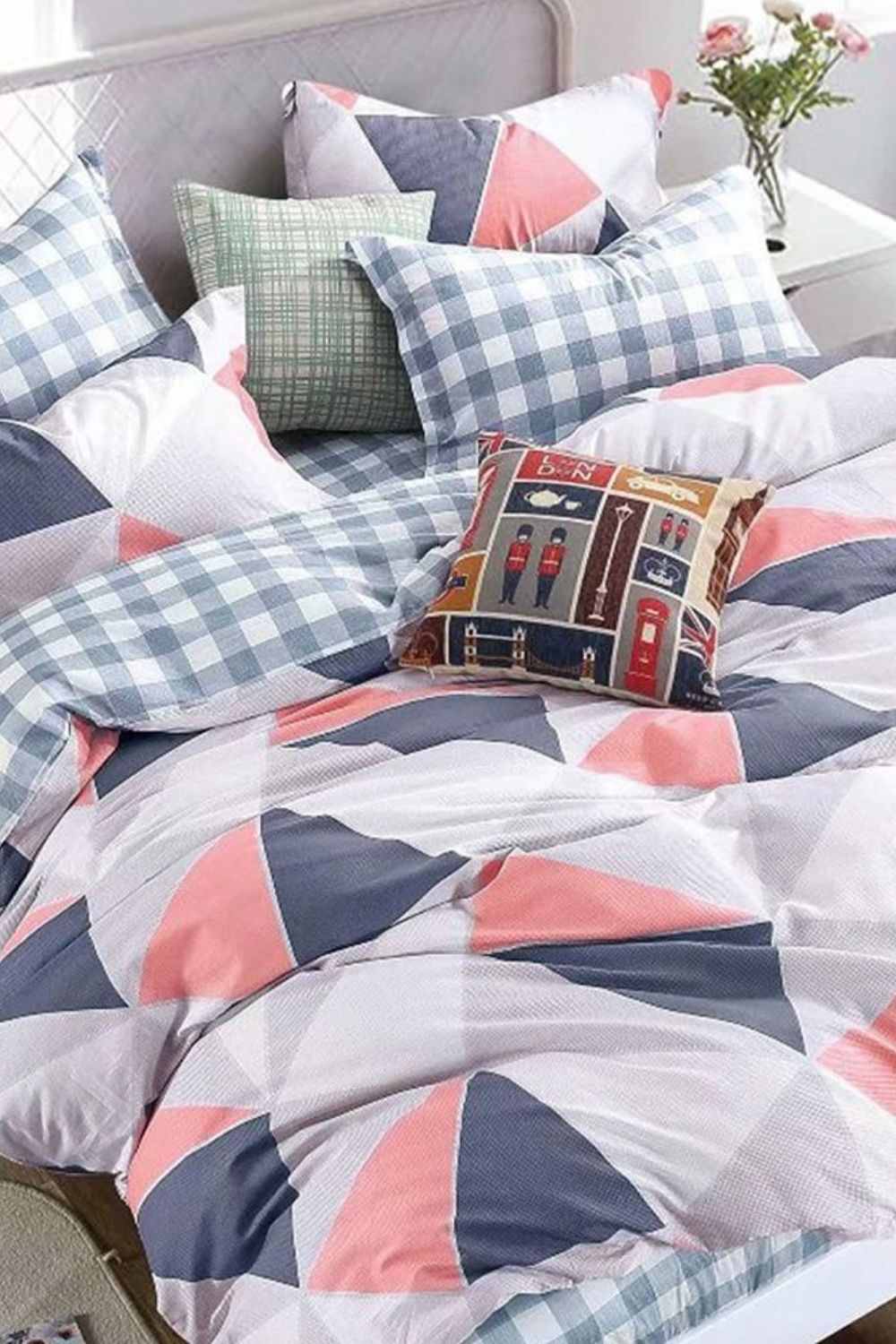 Ardor Aria Quilt Cover Set - Queen