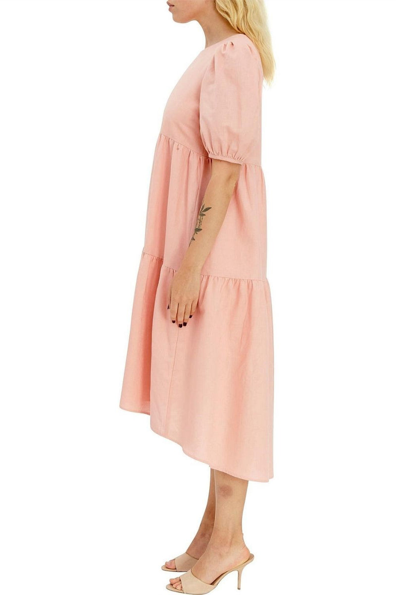 Mink Pink Jordyn Midi Dress