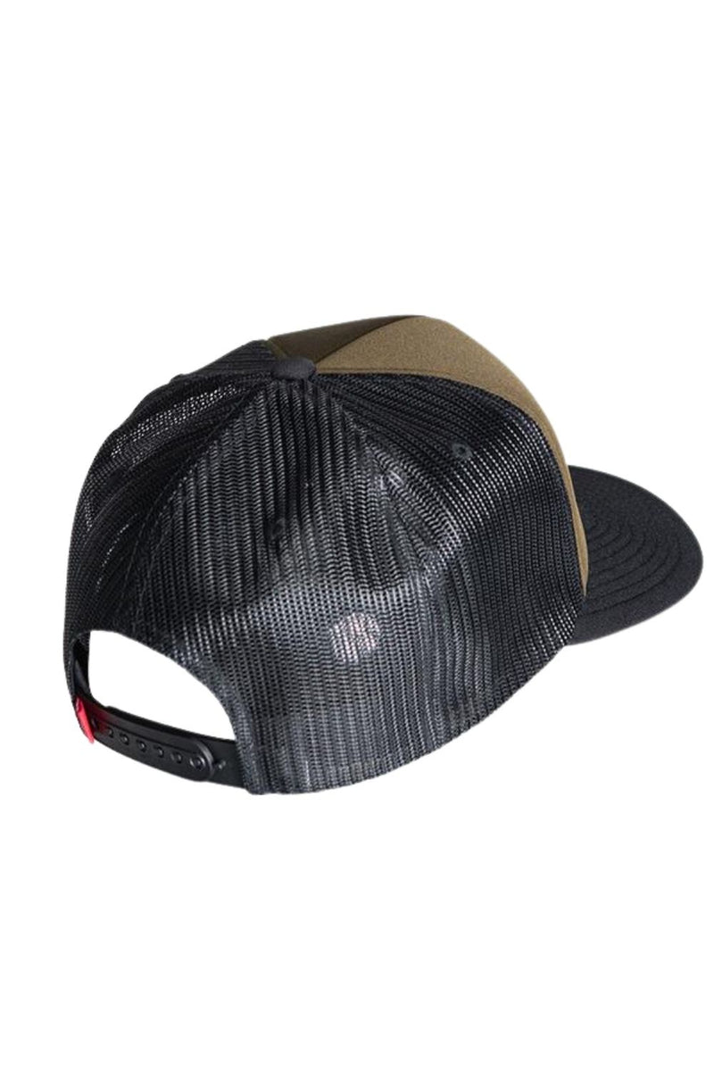The Mad Hueys Retro Captain Foam Trucker