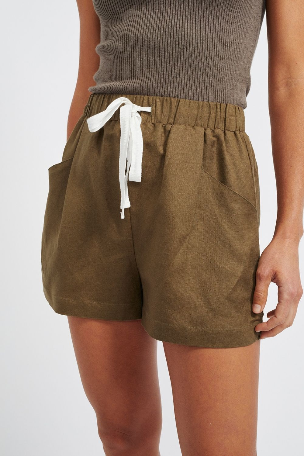 Staple the Label Marmont Drawstring Shorts
