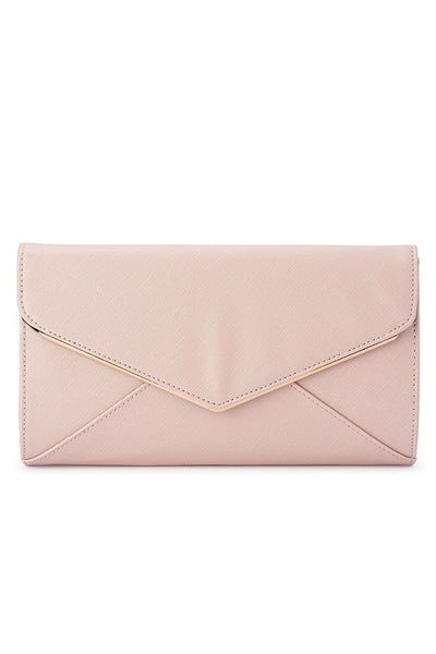Olga Berg Carli Envelope Clutch