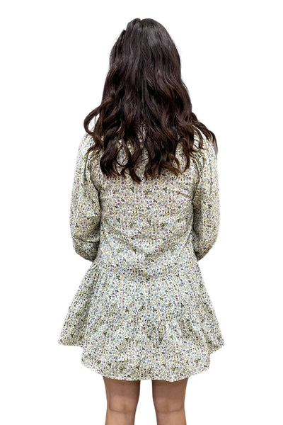 Little Lies Floral Dress