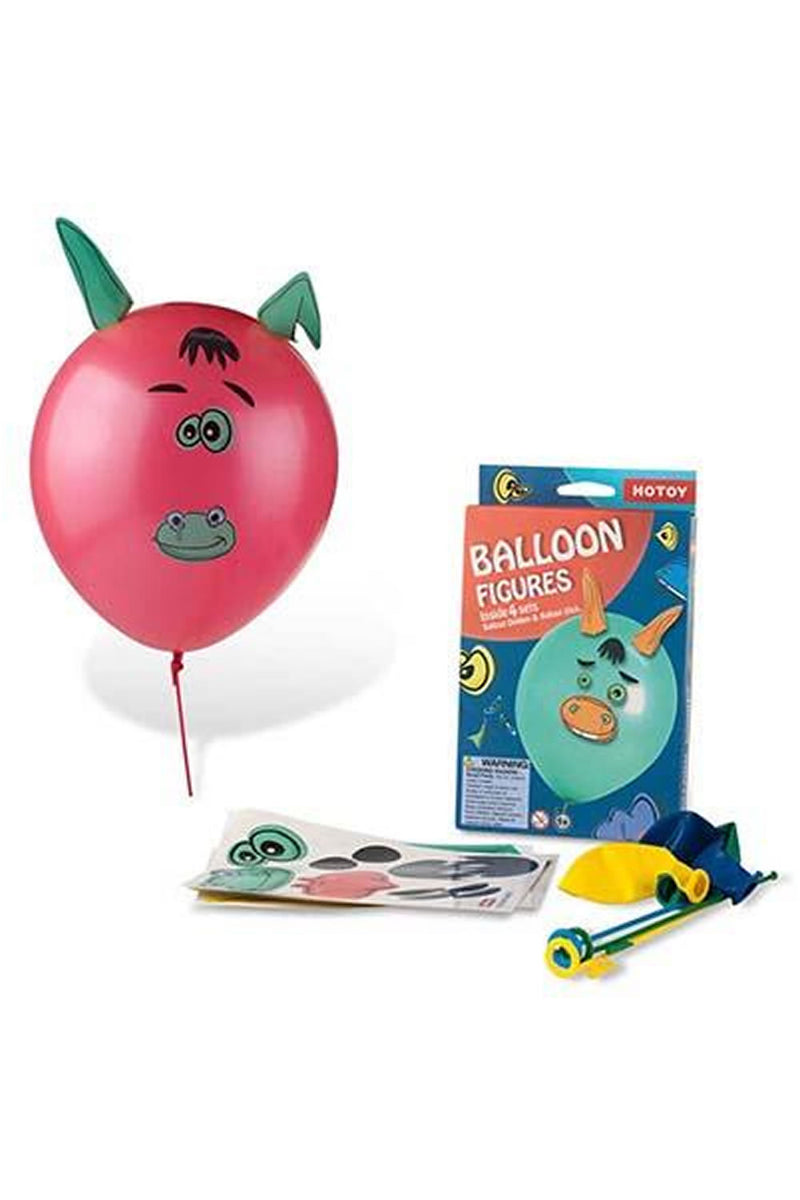 Pink Poppy Funny Balloon Monsters
