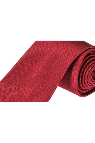 Formalaties Slim Herringbone Tie
