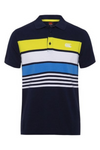 Canterbury Newman Stripe Polo