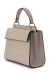 Olga Berg Veronica Double Sided Top Handle Bag