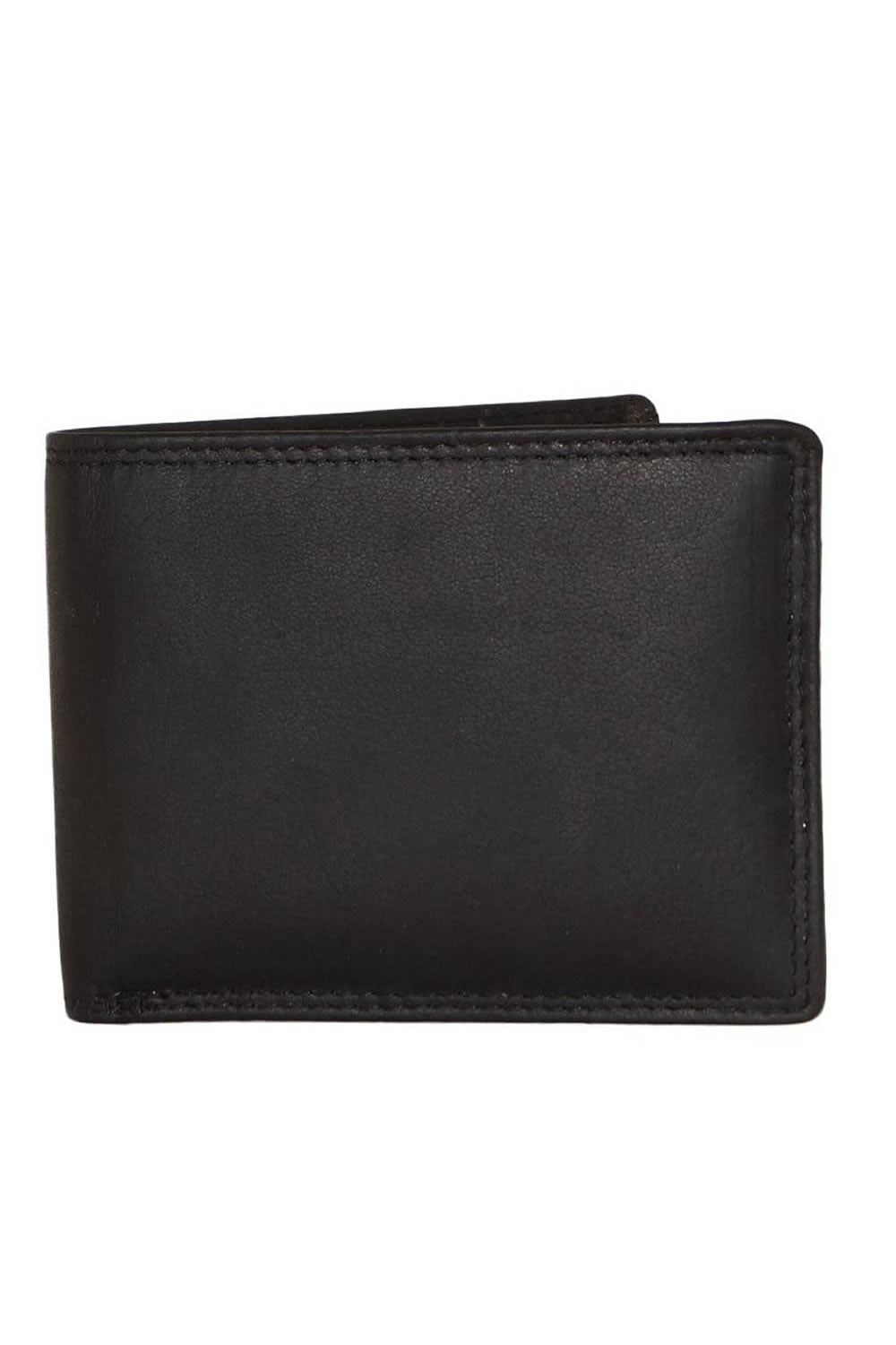 Cenzoni RFID Oil Pull Up Leather Wallet