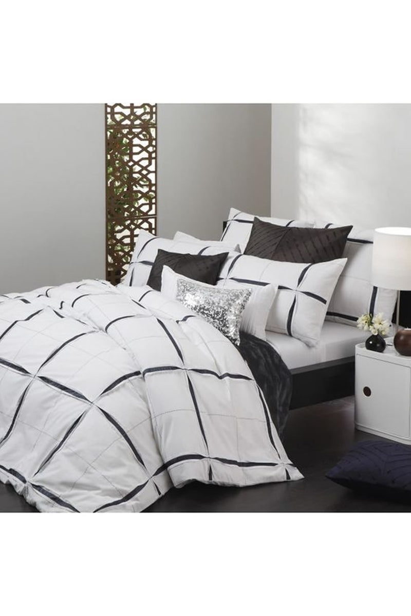 Logan and Mason Cooper Quilt Cover Set