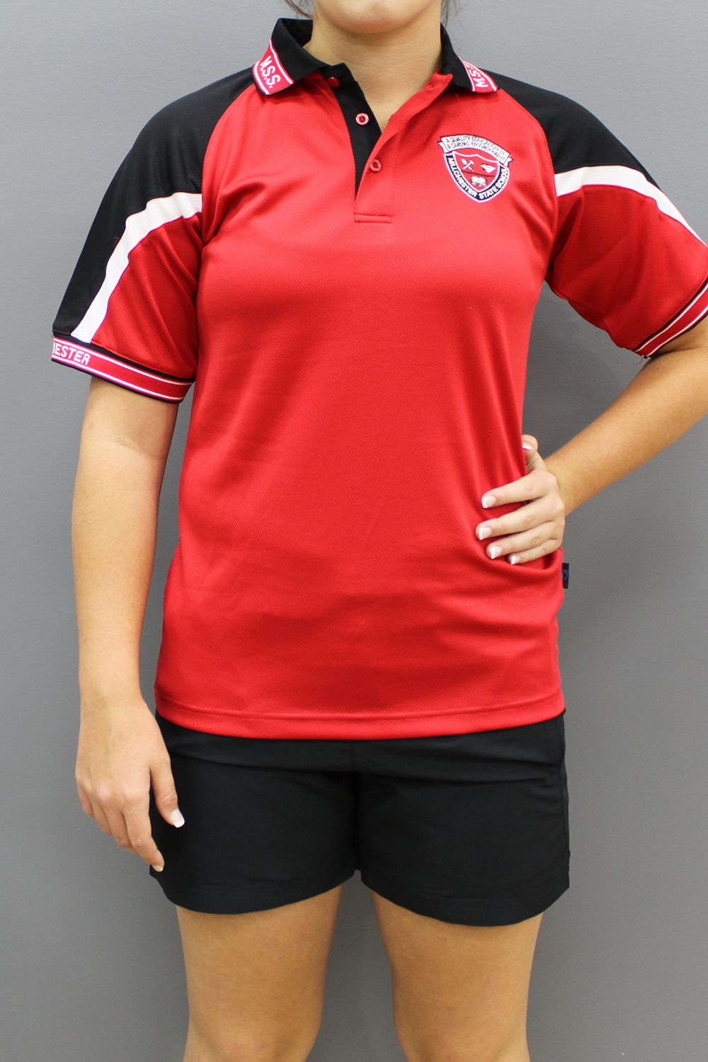 MSS Adult Polo