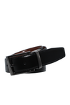 Buckle Reversible Leather Belt H3508