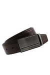 Buckle Reversible Leather Belt H5519