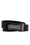 Buckle Buffalo Leather Belt - B108035