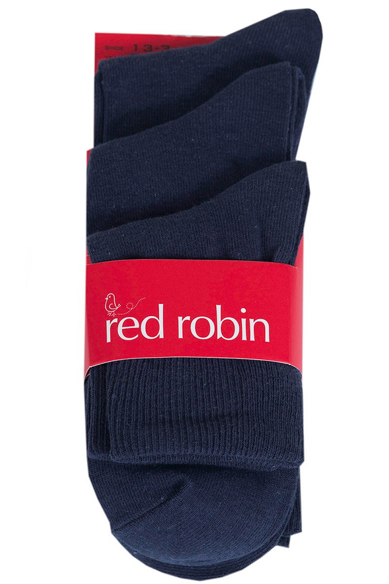 Red Robin 3 Pack Delight Socks