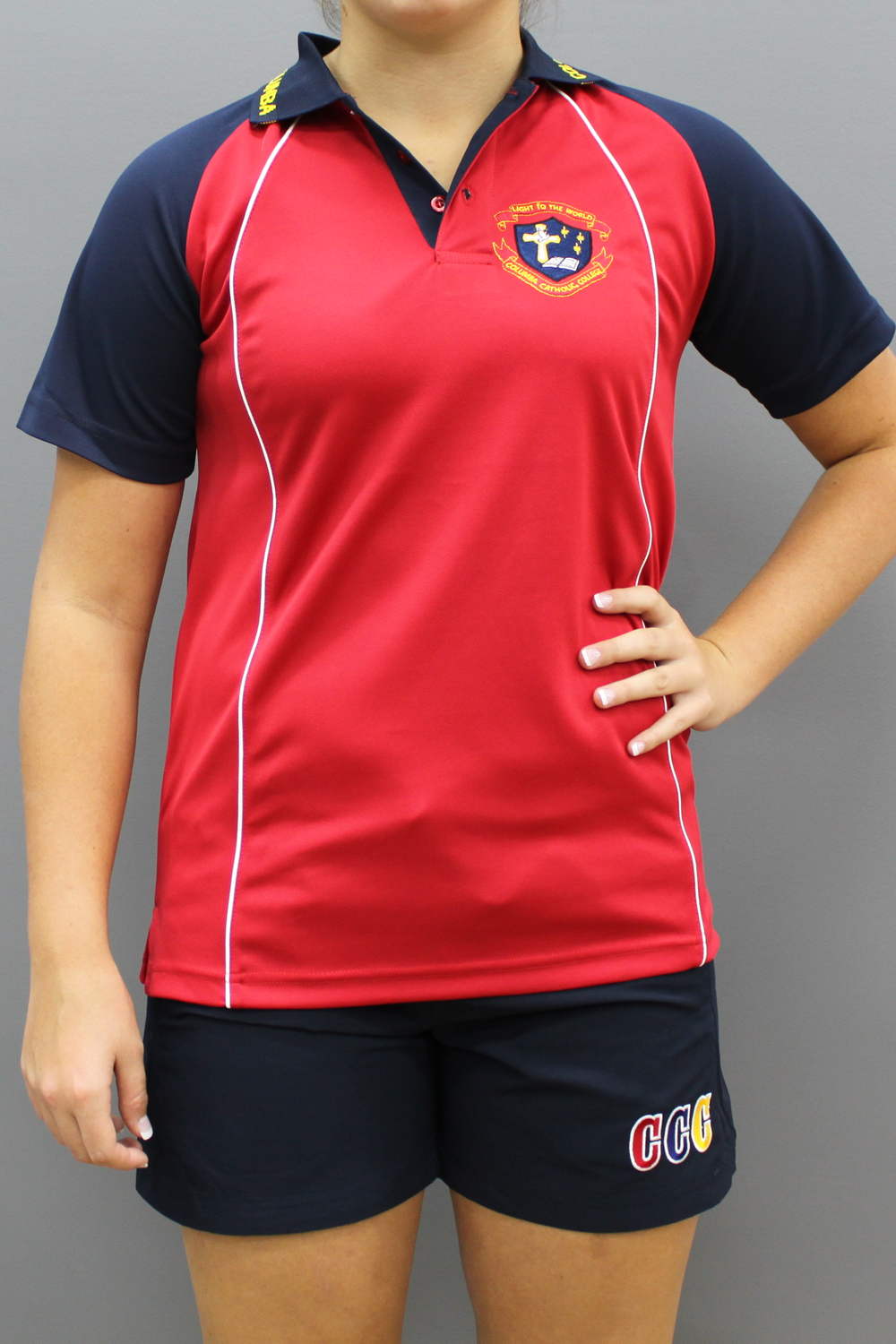 CCC Adults Sport Polo