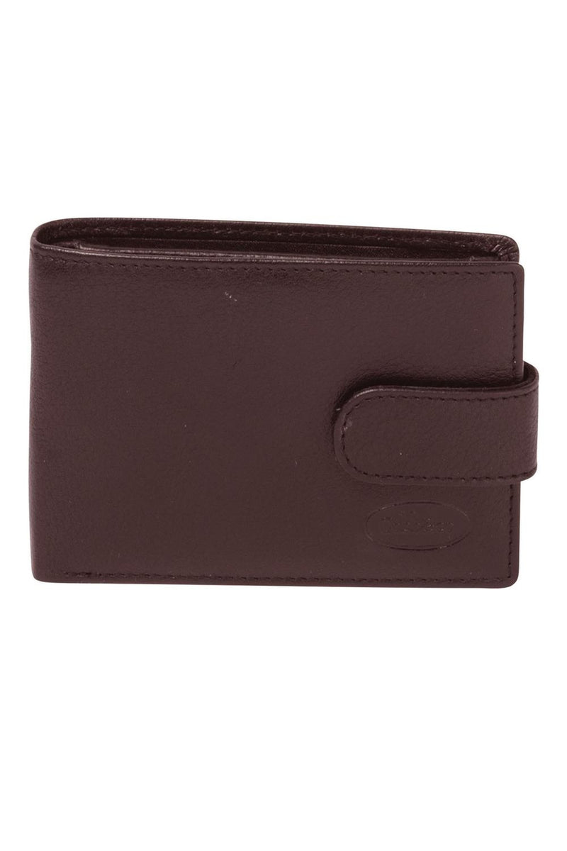Cobb & Co Vinny RFID Bifold Leather Wallet