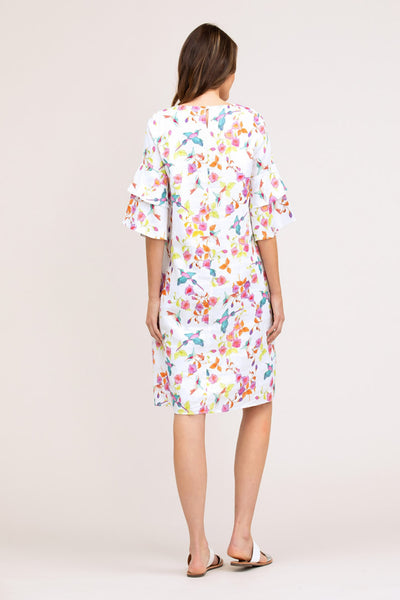 Yarra Trail Swallows Print Dress